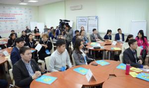 Финалисты конкурса «Кадровый резерв Калмыкии» начали работу над проектами