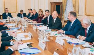 В Кремле подвели итоги дистанционного этапа конкурса «Лидеры России»