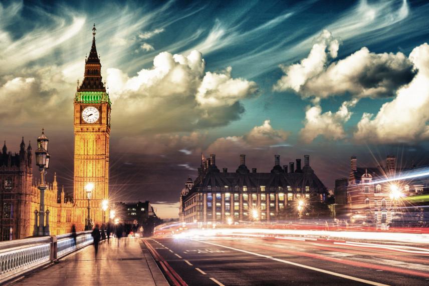 Из Лондона выведут госучреждения