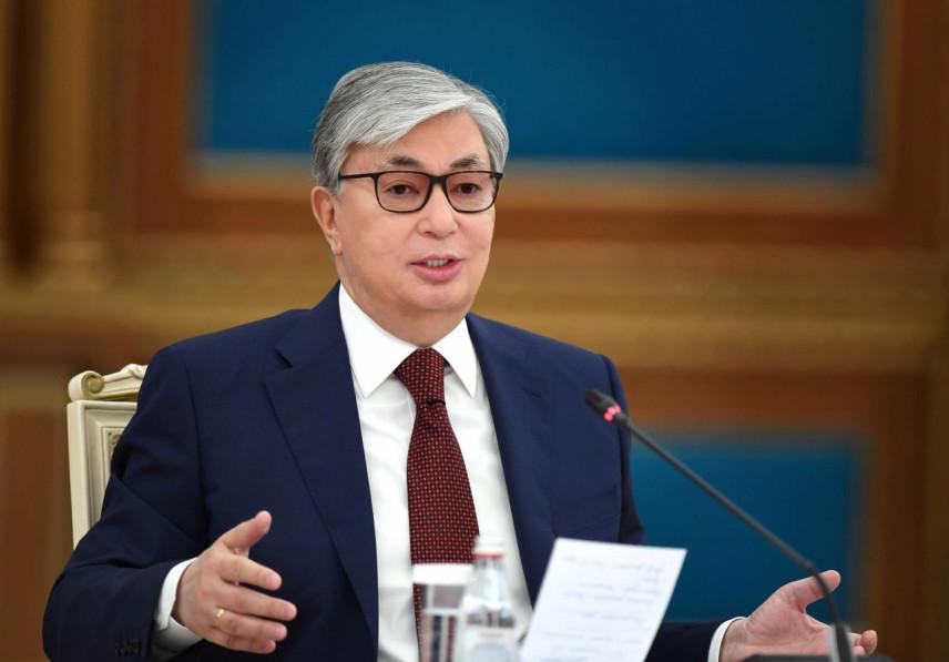 Глава Казахстана встретился с президентским молодежным резервом