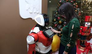 Первый в России робот-чиновник начал прием граждан