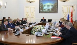 После послания президента губернатор Петербурга поручил повысить качество госуправления