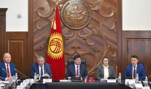 Премьер Киргизии убежден, что цифровизация спасет от коррупции