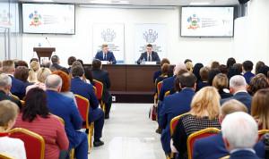 Вопросы кадровой политики обсудили руководители и HR-специалисты Краснодарского края