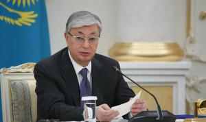 Глава Казахстана поручил чиновникам стать волонтерами
