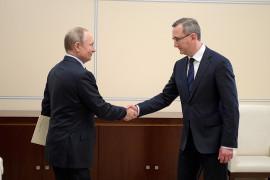 Президент после отставки Артамонова назначил врио главы Калужской области Шапшу