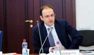 Дмитрий Баснак назначен замдиректора департамента кадров аппарата правительства
