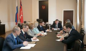 Волгоградская область продолжает повышать эффективность госуправления