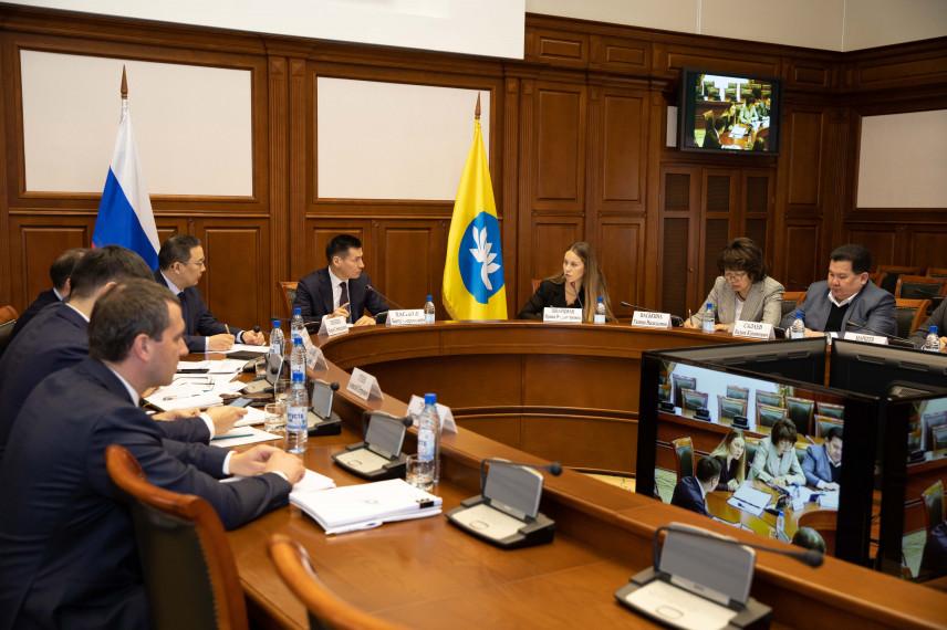 Кадровый резерв станет главным ресурсом для будущей управленческой команды Калмыкии