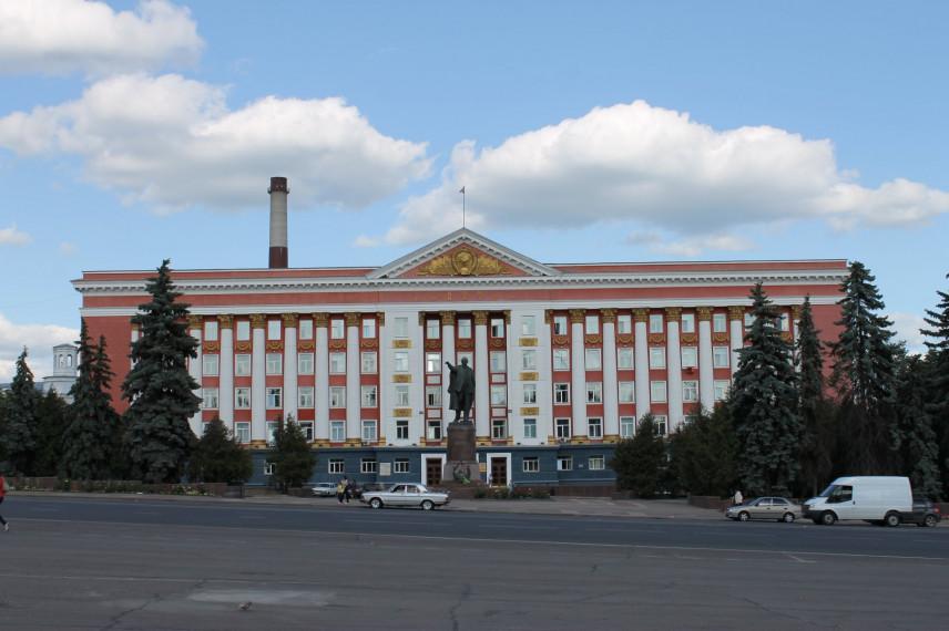 В Курской области заявили о сокращении чиновников на 15%