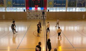 В Рязанской области провели соревнования по волейболу для муниципальных служащих