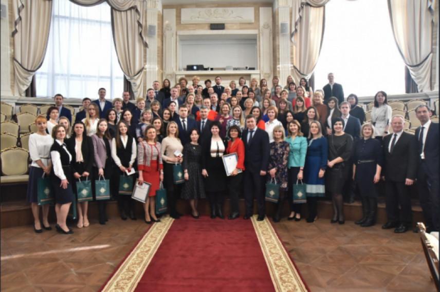 В Новосибирской области вручали знаки отличия комплекса ГТО