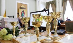 В Рязани чествовали победителей XVIII Спартакиады работников органов МСУ