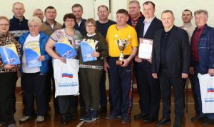 Спартакиада среди глав муниципальных образований прошла в Новосибирской области