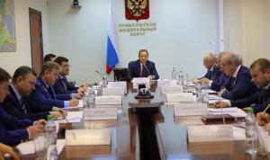 В Приволжском федеральном округе провели заседание по противодействию коррупции