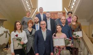В Смоленске наградили лучших муниципальных служащих