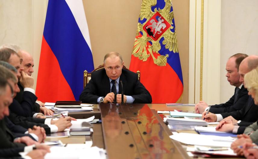 Президент и члены правительства отчитались о доходах за 2019 год