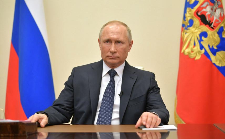 Президент продлил режим нерабочих дней до 30 апреля