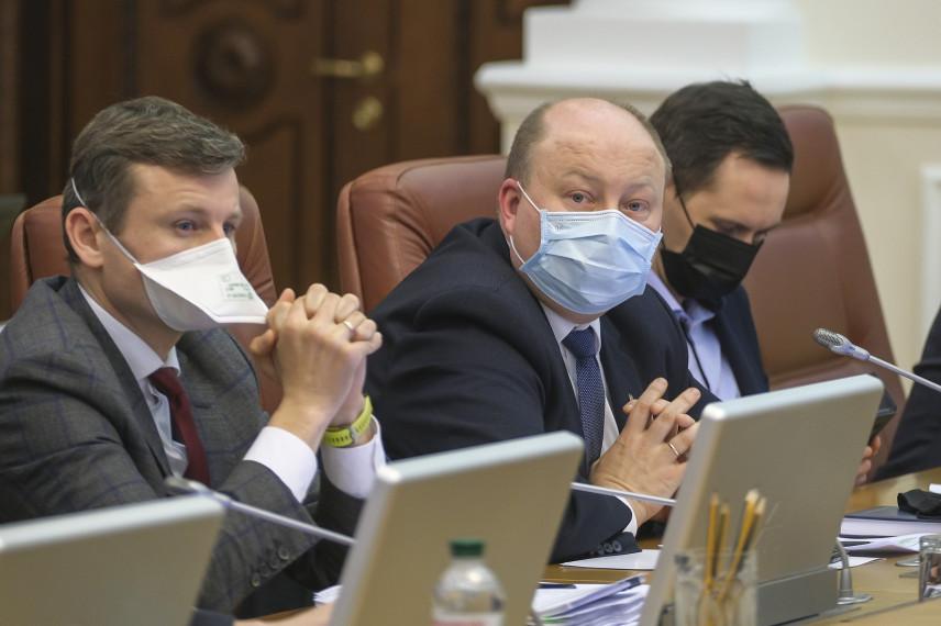 Кабмин Украины предложил изменить порядок приема на госслужбу во время пандемии