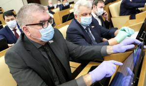 Госдума приняла закон о проведении эксперимента по электронному кадровому документообороту