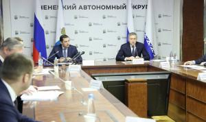 Архангельская область и Ненецкий автономный округ могут объединиться