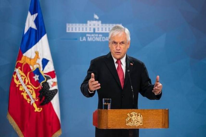 Президент Чили снизил себе зарплату