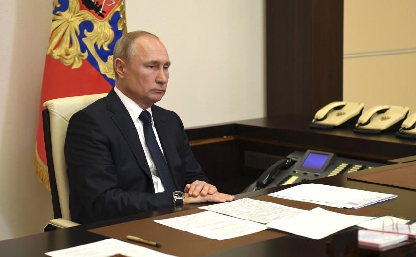 Президент назначил новый день голосования по поправкам в Конституцию