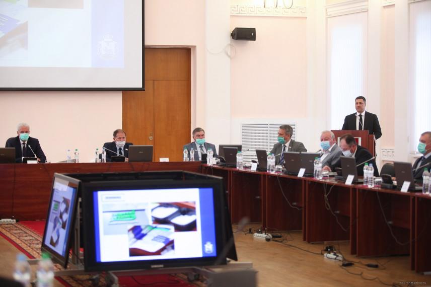 В Псковской области вырос годовой фонд оплаты труда муниципальных служащих