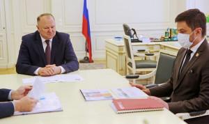 В полпредстве президента в УрФО обсудили развитие проекта «Команда Урала»