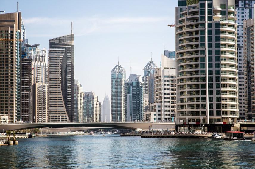 Чиновники Дубая вернулись на рабочие места
