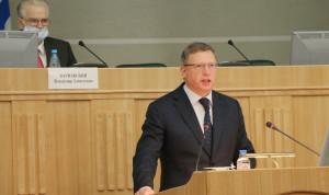 В Омской губернии создают секретариат для работы губернатора