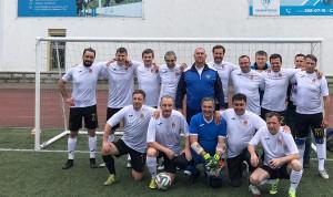 В Уфе госслужащие и ветераны боевых действий в третий раз сыграли в футбол