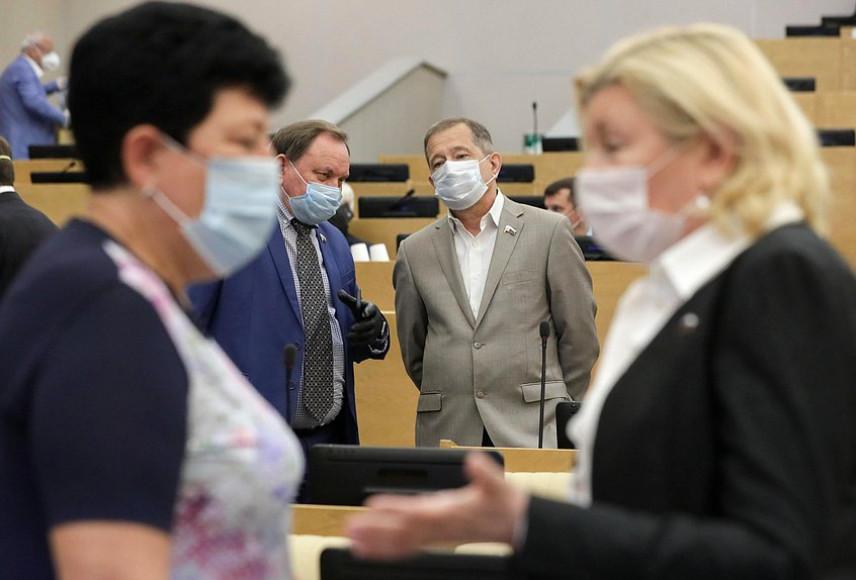 В Госдуме предложили запретить сотрудникам ФСБ разглашать профессиональную тайну