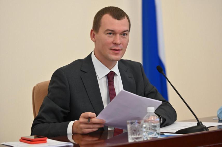 Для чиновников Хабаровского края введена персональная ответственность
