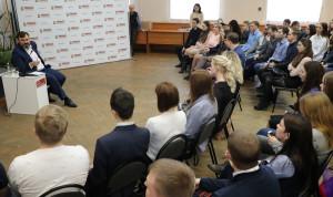 «Молодежный кадровый резерв» Нижегородской области перешел на новый этап