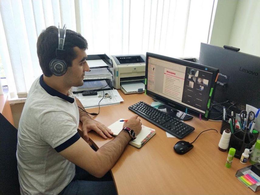 Завершилась первая сессия профподготовки дагестанских госслужащих