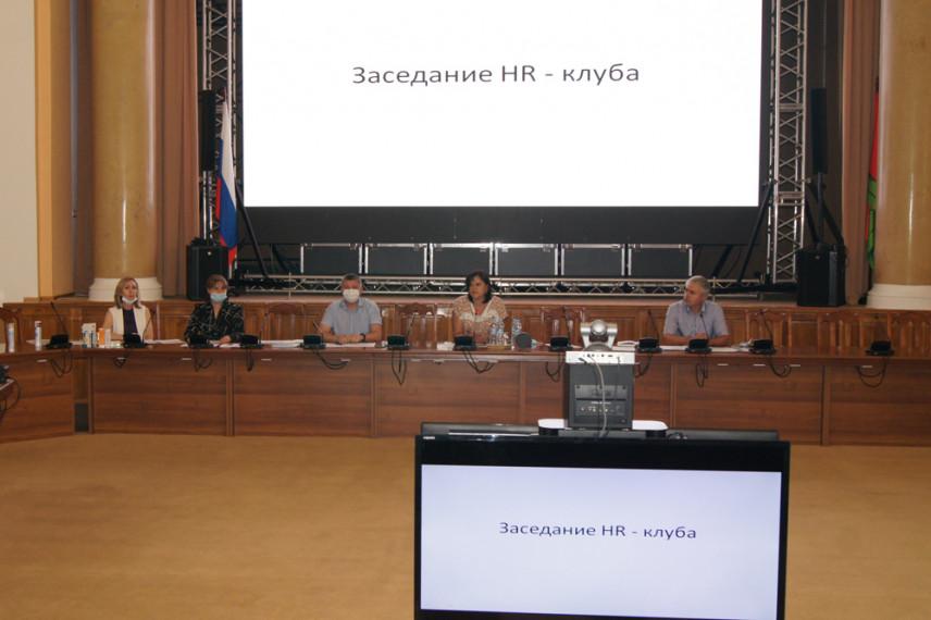 Новый проект по вопросам развития кадровой работы на госслужбе стартовал в Липецкой области