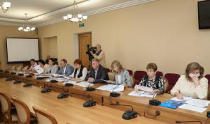 Кандидаты в кадровый резерв правительства Пензенской области прошли собеседования
