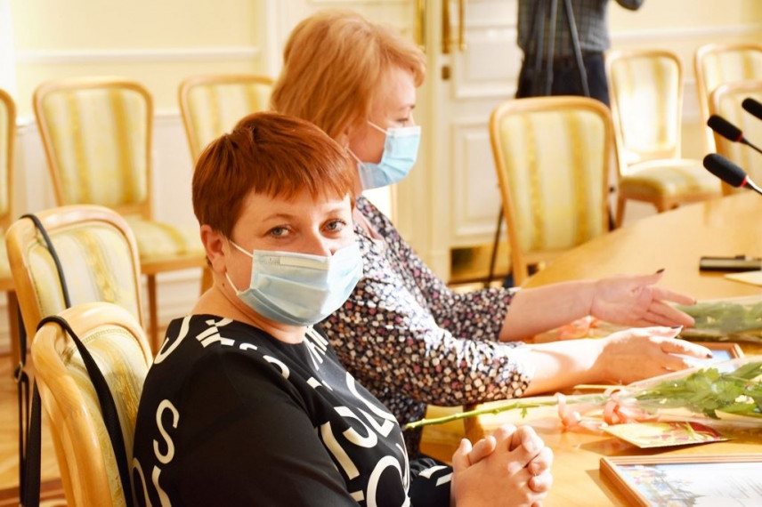 В Костромской области наградили лучших муниципальных служащих