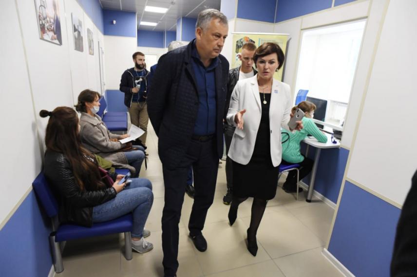 Глава Ленобласти объявил о создании губернаторского кадрового резерва