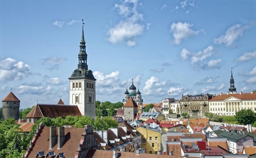 Правительство Эстонии планирует сократить штат чиновников