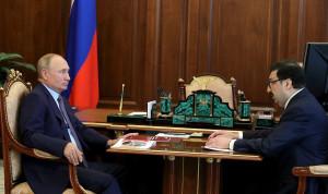 Президент обсудил с ректором РАНХиГС вопросы подготовки кадров для госуправления