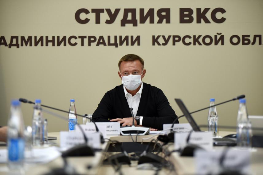 В Курской области стартовал конкурс «Лидер 46»