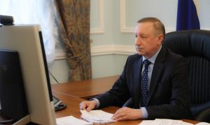 Губернатор Петербурга поздравил кадровиков с профессиональным праздником