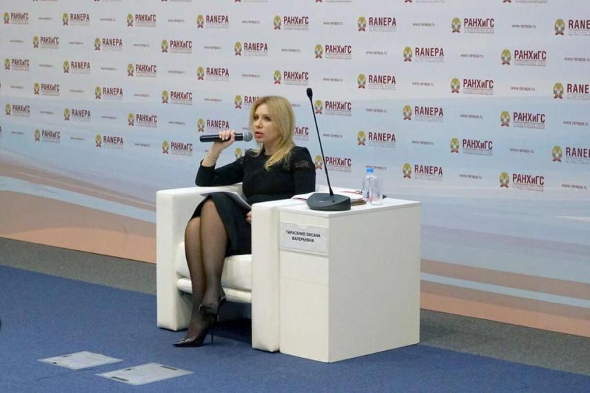 Замглавы МЭР Оксана Тарасенко: ИИ будет иметь революционное влияние в долгосрочной перспективе