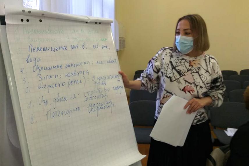 В Ростовской области прошло первое выездное обучение по программе «Эффективный регион»