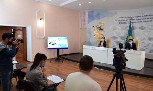 21% женщин-госслужащих руководит в Акмолинской области Казахстана