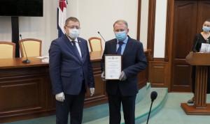 В Мордовии определили лучших муниципальных служащих