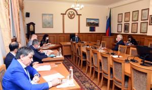 Аттестация госслужащих прошла в аппарате Народного собрания Республики Дагестан