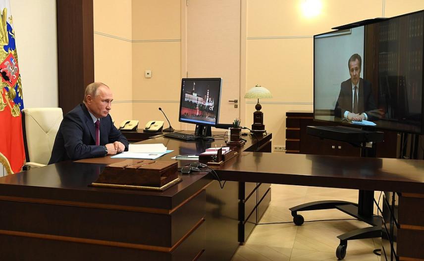 Назначены новые руководители Белгородской области и Мордовии